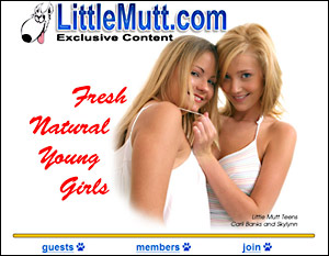 Our Site LittleMutt.com